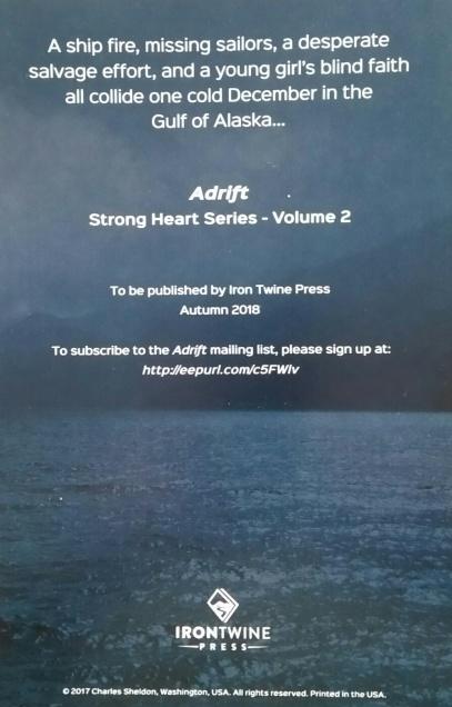 Adrift bak cover